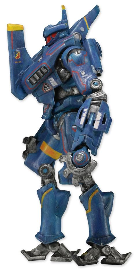 discontinued pacific rim  scale action figure