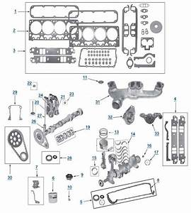 2008 Jeep Grand Cherokee Laredo Parts Diagram