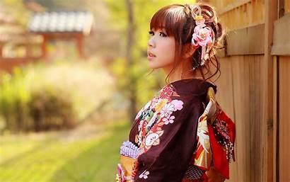 Kimono Japanese Asian Clothes Traditional Anime Clothing