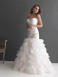 214 latest most fashionable perfect strapless mermaid for What wedding dress is right for me