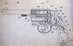 Colt U2019s Double-action Revolver Caliber  45  1909