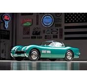 1954 Pontiac Bonneville Special Motorama Concept Car