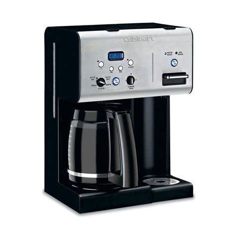 cuisinart chw   cup programmable coffeemaker  hot
