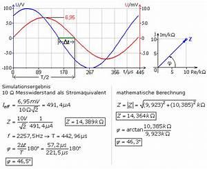 Gesamtimpedanz Berechnen : komplexe widerstandsberechnung von r c l kombinationen ~ Themetempest.com Abrechnung