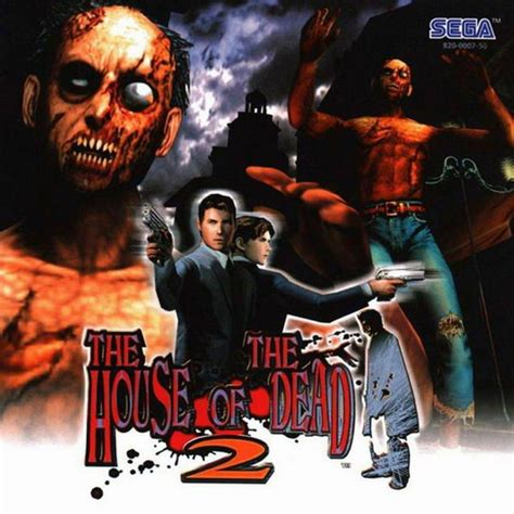 house of the dead 2 house of the dead 2 pal iso