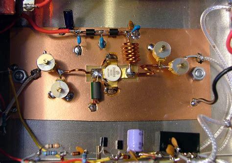 Mhz Power Amplifier Mukd Amateur Radio Blog