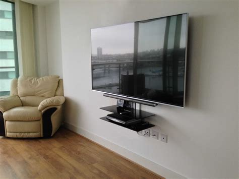Hide Tv Cables Over Fireplace