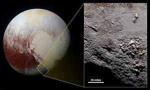 The biggest ice volcano in the solar system: Stunning new ...
