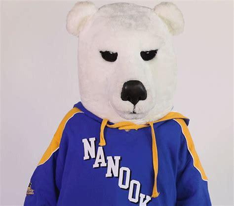Mascot S Thumbs Up  By University Of Alaska