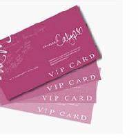 Plastic Cards - Manufacturers, Suppliers & Exporters in India