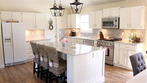 My New Kitchen  Mini Kitchen Tourremodel Update  Youtube