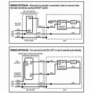 Broan Qtxe110s Wiring Diagram