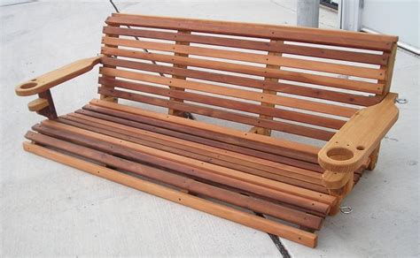 plans porch swing designs   wood  kits