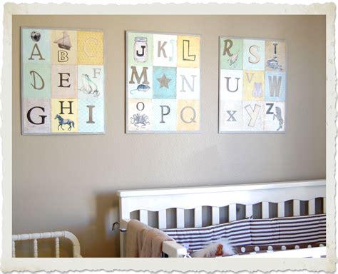 Diy Baby Nursery Wall Decor