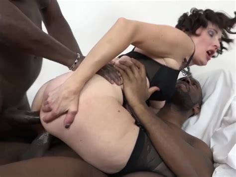 interracial fuck for granny that wants anal sex and pussy fingering free porn videos youporn