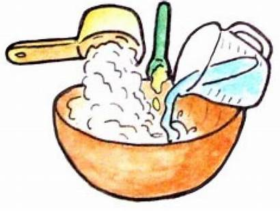 Mixing Bowl Clipart Drawing Clipartmag