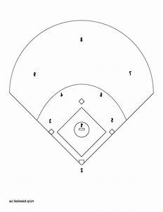 Baseball Positions Diagram Template All Kind Of Wiring