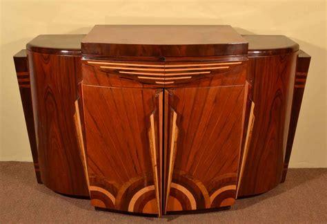 art deco bar cabinet regent antiques cabinets art deco 1920s style rosewood