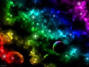 Rouge Planet at The Rainbow Nebulae by MorDKhai on DeviantArt