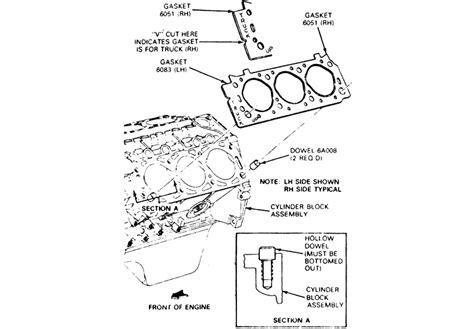 Ford 4 0l Engine Diagram Cyl by Cylinder