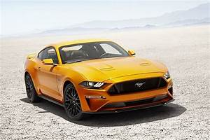 Next-Gen Ford Mustang Could Have All-Wheel Drive And Electric Power | CarBuzz