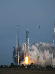 AmericaSpace photo of April 21 2013 launch of Orbital ...