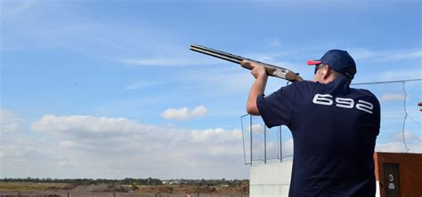 5 Stand - When There's Not Time for Sporting Clays
