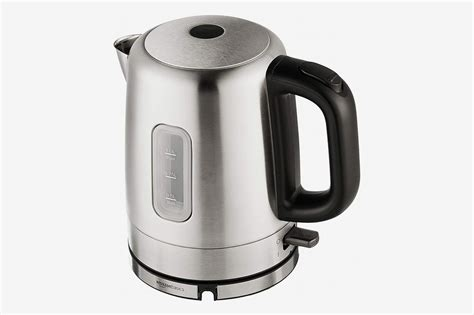 electric kettle kettles stainless steel amazon amazonbasics consumer reports rated tests reviewers according