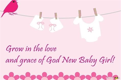 congratulations  newborn baby girl quotes wishes messages images  facebook whatsapp