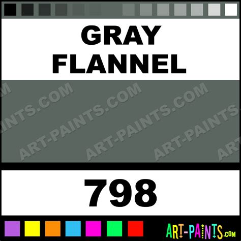 gray flannel just for flowers spray paints 798 gray