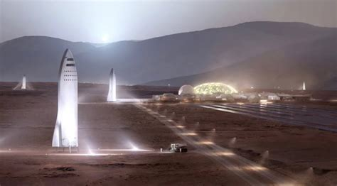 Какво е бъдещето на SpaceX и как човекът ще стане ...