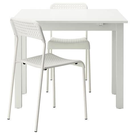 ikea table cuisine blanche table et chaise de cuisine ikea table chaise cuisine