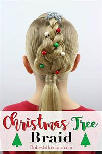 Christmas Tree Braid Babes In Hairland