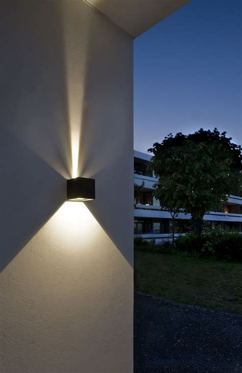 great outdoor wall led lights led light design modern led