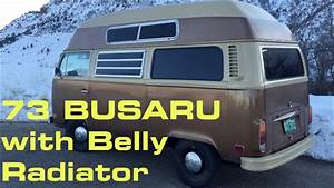 73 Busaru With Belly Radiator
