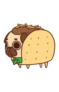Cute Cartoon Taco