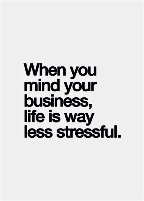 Own Quotes Business Minding Their People