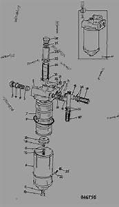Filter  Hydraulic - Agricultural Jcb 3c-mk3  6000