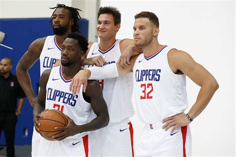 los angeles clippers  takeaways    media day