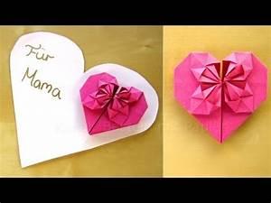 Geschenkideen Zum Selber Basteln Zum Geburtstag : muttertagsgeschenk basteln diy geschenk zum muttertag basteln mama geschenkideen youtube ~ Markanthonyermac.com Haus und Dekorationen