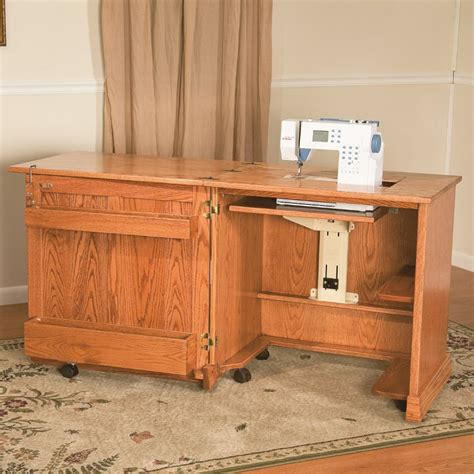 wooden sewing cabinet furniture mini plus sewing cabinet amish made solid hardwood