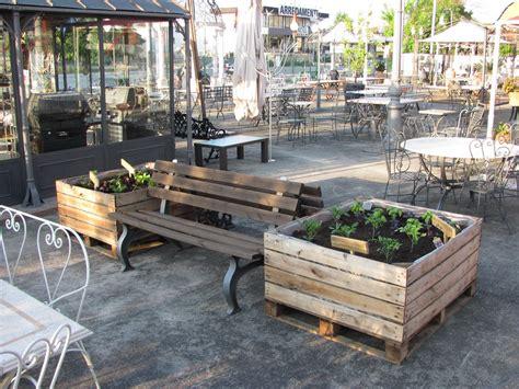 panchine per arredo urbano orto in cassetta terrazzo e arredo urbano