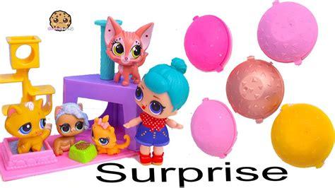 sand toy surprise lol surprise  animals  pet store