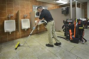Kaivac cleaning systems don39t just clean it kaivac ittm for Bathroom cleaning machine