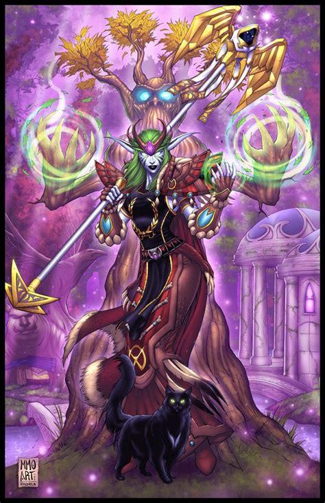Druid Lethe Warcraft World Of Warcraft Pinterest