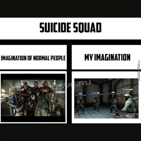 Funny Suicide Memes - suicide squad by guest 47209 meme center