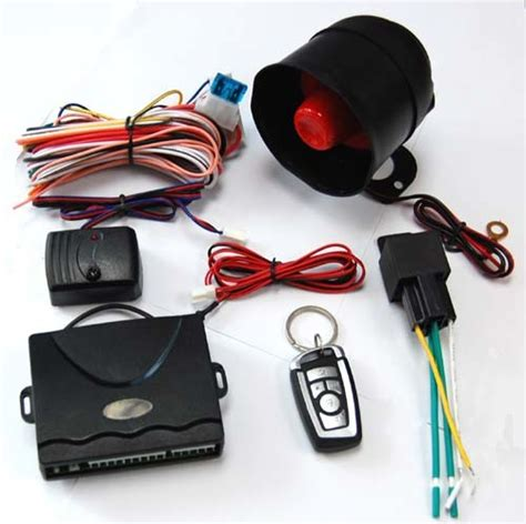 China Economic Type Car Alarm