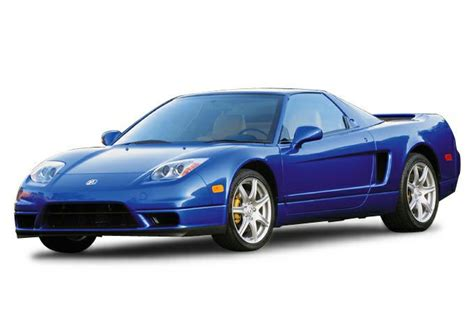 2005 Acura Nsx-t Information