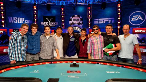 wsop main event final table 2017 wsop main event 2012 final table teil 7 video inside