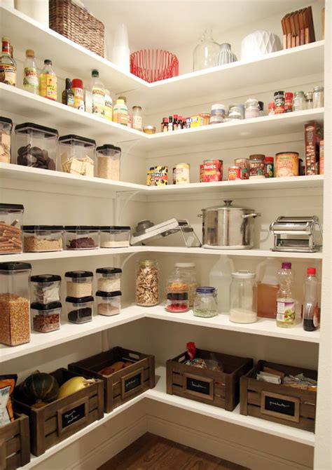 pantry upgrades  organization improve  kitchen